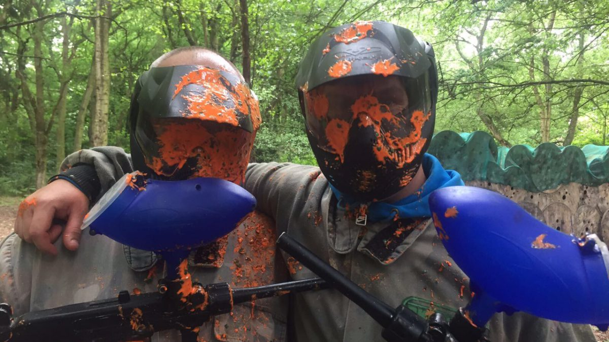 Re-opening March 2021. Bookings Being Taken Now! Paintball Packages for 6 Years Plus.