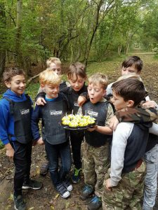 Mini Paintball 8 years plus from only £20.00 per child, throw the best party ever!